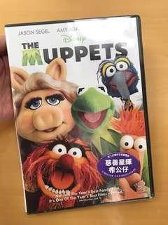 慈善星輝布公仔DVD
