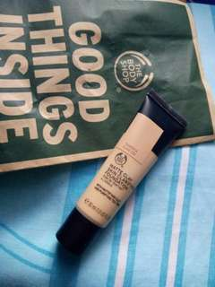 The Body Shop Clay Matte Foundation