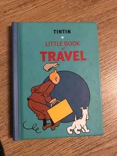 tintin little book of travel