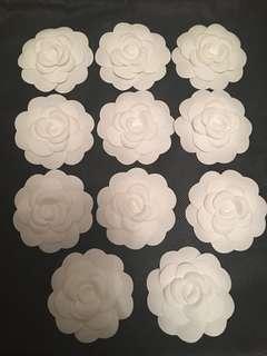 Chanel flowers 香奈兒山茶花