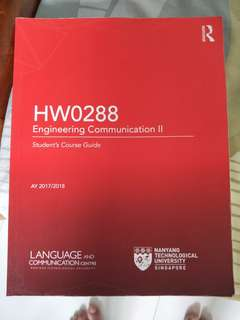 HW0288 Engineering commuinication 2