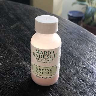 mario badescu drying lotion - 29 ml in plastic bottle