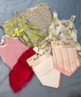 Gingersnap dress set