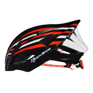 Rockbros Cycling Helmet 3 (Red)