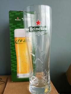Heineken Glass Collectibles *FREE GIFTS*