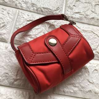 Red Mini purse