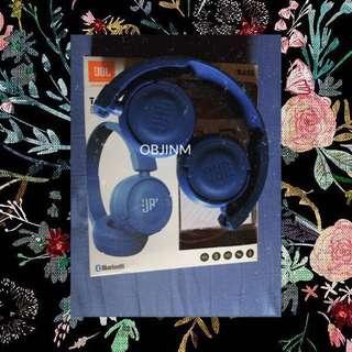 Original/Authentic JBL Bluetooth Headset (BLUE)