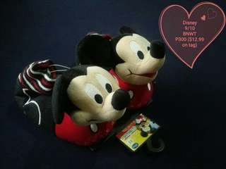 Disney Mickey Mouse Soft Shoes