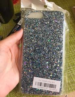 🔥Silver Glitter iPhone Case