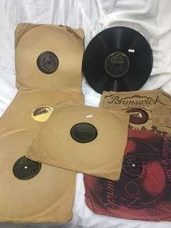 留聲機電木唱片1910至1950 年代 不散賣收藏