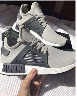 Grey Adidas NMD XR1
