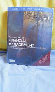 Fundamentals of Financial Management (13 ed) by Eugene Brigham