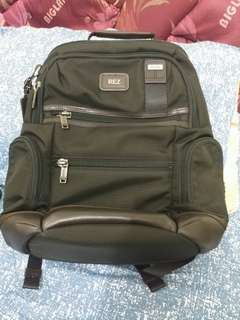Tumi Alpha Bravo Knox Hickory Anthracite Backpack