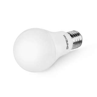 731. SHINE HAI LED E27 Screw Light Bulbs 100W Equivalent, A60, 6500K, 6W LED ES GLS Bulb, 470Lm, LED Light Bulb, Energy Saving Light Bulbs, 6-Pack [Energy Class A+]