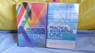 Practical Accounting 1 and 2 by Valix