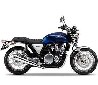 2018 Honda CB1100EX ABS 總代理新車