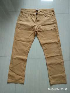 Lighy Brown DNM jeans by H&M (Size 32)