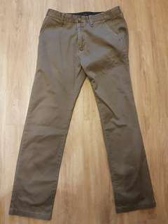 BENCH Standford Road Khaki Pants (Special Edition)
