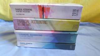Financial Accounting by Valix (Volumes 1, 2, 3)