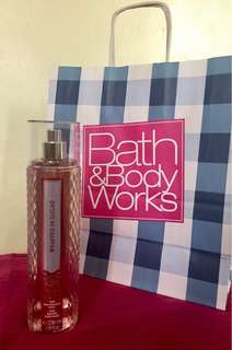 Bath and Body Works Celebration Collection : Wrapped in Sugar