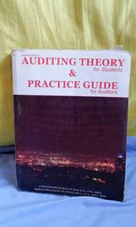 Auditing Theory by Racaza and Evangelista