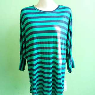 top stripe