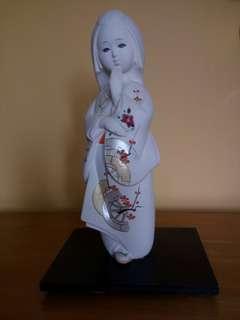 日本陶瓷公仔
