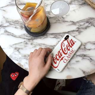 CocaCola iPhone Case