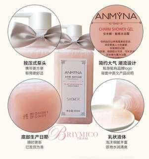 Anmyna Charm Shower Gel