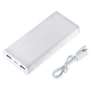 Authentic Xiaomi Mi Power Bank 20000mAh Near-mint Condition
