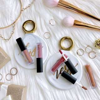 JANNAH COSMETIC LIPSTICK AND FOUNDATION