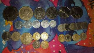 Philippine old coins