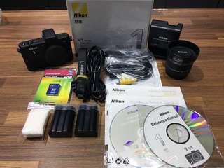 🚚 曙光數位 Nikon V1 10-30mm 公司貨 / 配件全