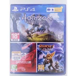ps4 bundle game, Last of US & the witcher 3 GOTY