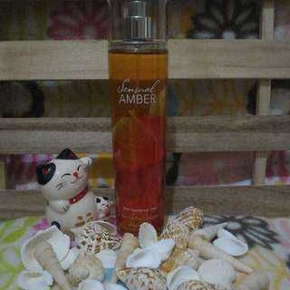 Bath&Body Works ~ Sensual Amber