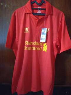 Jersey Liverpool