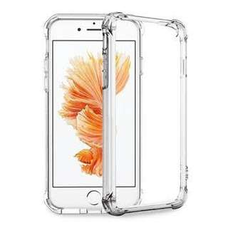 iPhone 6/6S/7/7S Clear Transparent Case