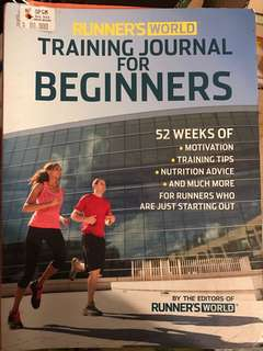 training journal for beginners