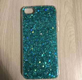 🔥Green Glitter iPhoneCase