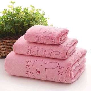 3 in 1 TOWELS