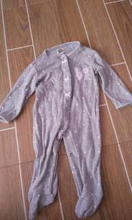 Baby Bgosh frogsuit