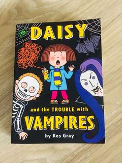 Daisy and the trouble with vampire