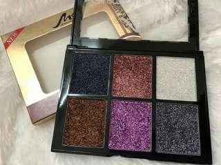 Glitters eyeshadow