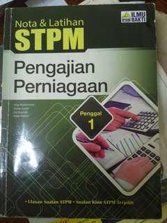 STPM Pengajian Perniagaan Sem 1