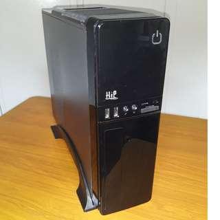 HIP S607 Slim PC Pentium G4600 Asus H110m-d PC