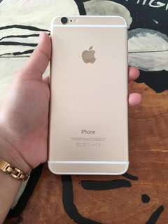 Iphone 6 Plus Gold for sale