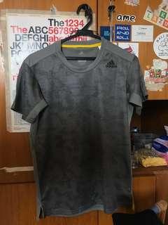 Kaos Adidas Climacool (Grey)