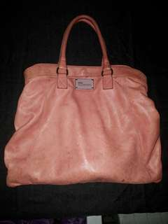 Red Valentino Hobo Leather Bag Authentic