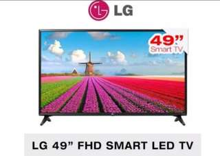 "HARI RAYA SALES LG 49LJ550T 49"" FHD SMART LED TV BRAND NEW"