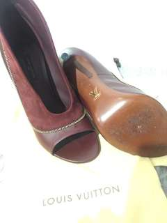 Authentic LV Perfecto Shoes